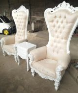 Set kursi teras sofa princes syahrini