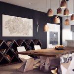 Set meja makan jati belanda minimalis jepara
