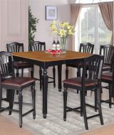 Set meja makan kafe jepara 8 kursi