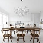 Set meja makan rumah minimalis jepara