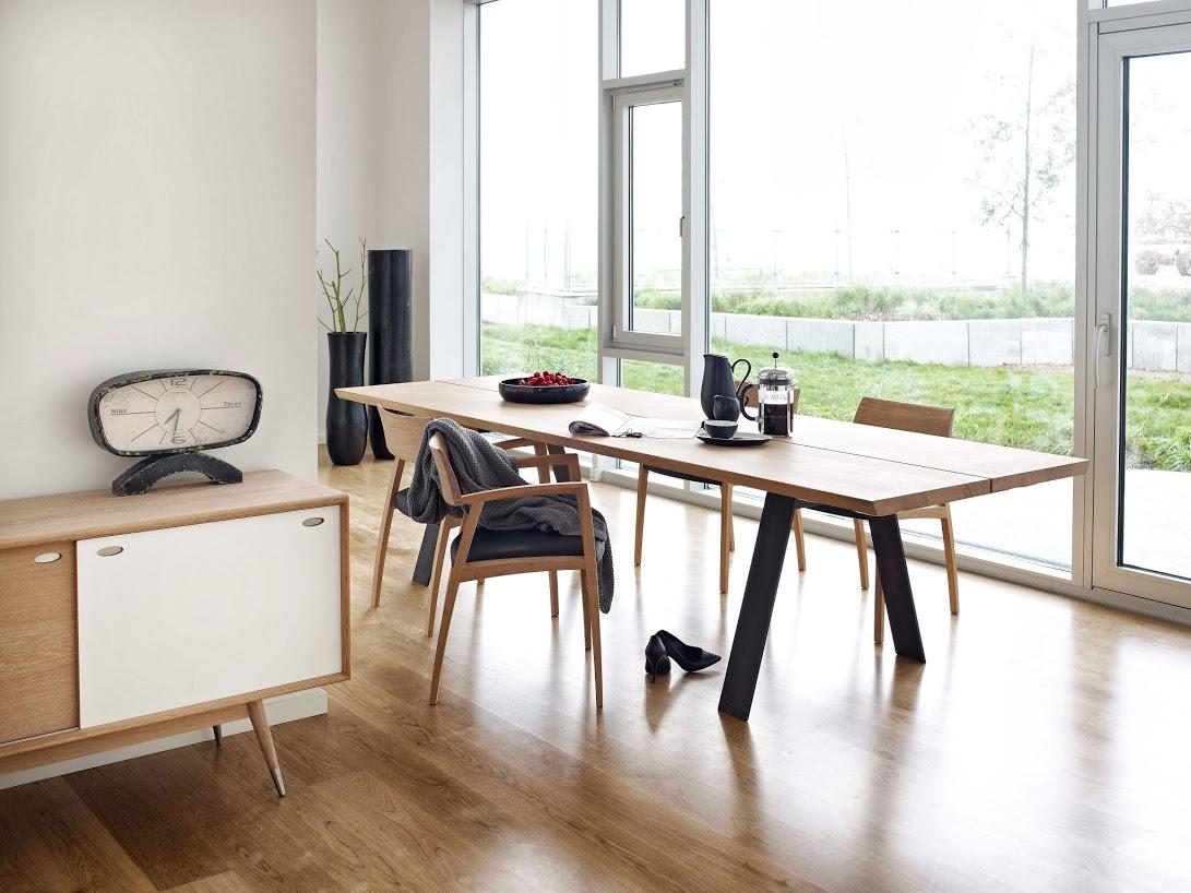 Set meja makan jepara 4 kursi minimalis