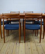 Set kursi makan kafe jepara