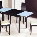 Set meja makan lipat jepara