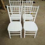 Kursi tiffany putih murah