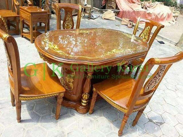 Kursi makan salina meja gendong