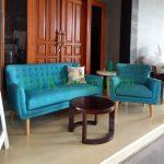 Sofa Retro Set