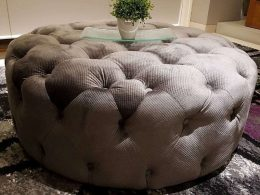 Kursi Sofa Bulat