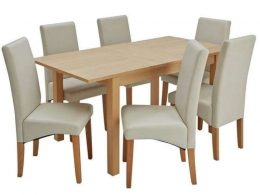 Modern New Teak Dining Set