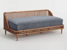 Sofa Living Velvet